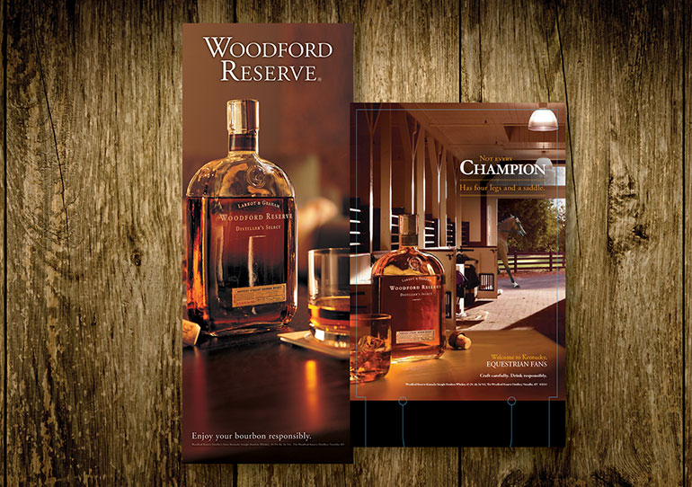 Woodford Reserve POS Displays