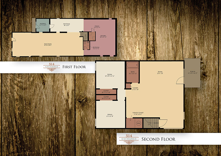 Floorplan Rendering
