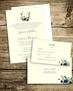 party invitation paper