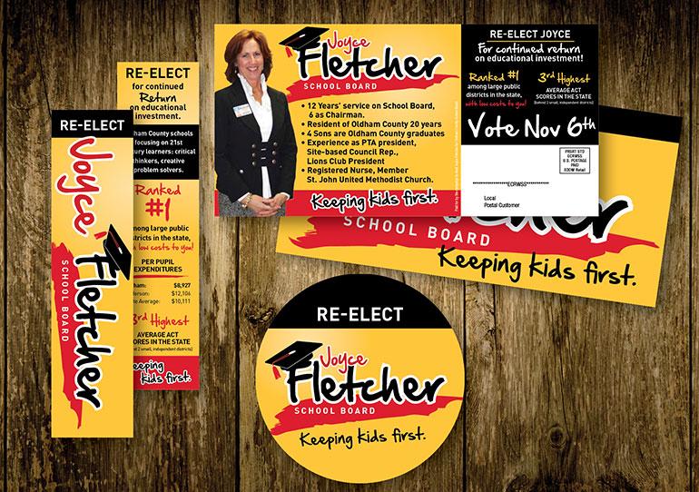 Joyce Fletcher Campaign