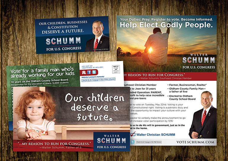 Walt Schumm Political Campaign